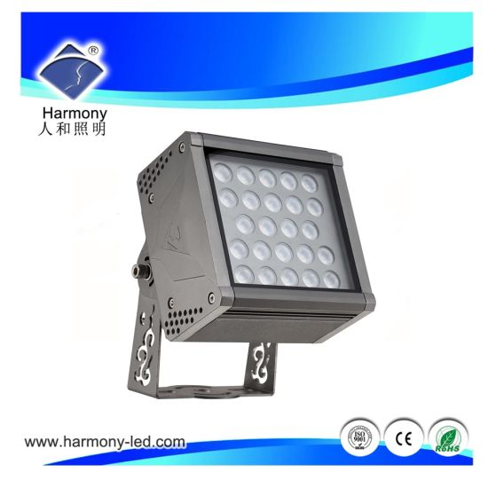 Ce RoHS 24W RGBW Projection LED Stage Lighting