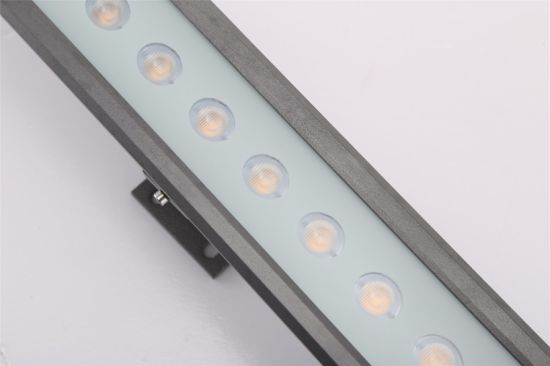 Modern Waterproof 36W LED Bright Project Light RGBW Wall Washer Lamp