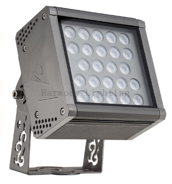 RH-P10B 72W DC24 AC85-265 Osram IP67 DMX Control RGBW LED Flood Lamp
