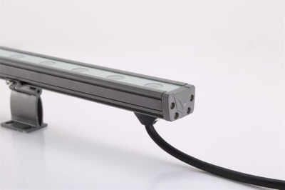 White 18W Linear Waterproof IP65 LED City Color Outdoor Wall Lights